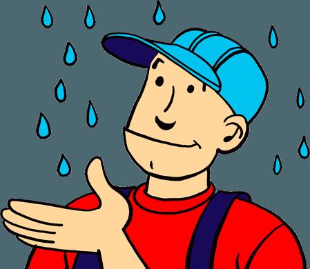 Regenwaterrecuperatie - De Rioolkrak