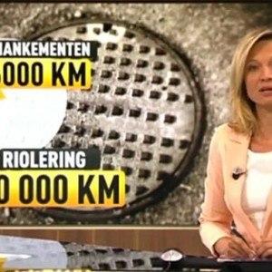 20% van alle riolen in Vlaanderen lekt - De Rioolkrak
